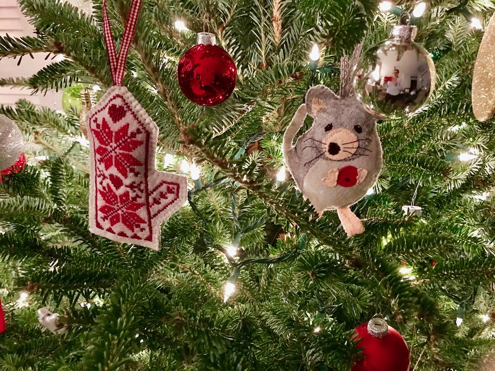 Alicia Paulson Ornaments