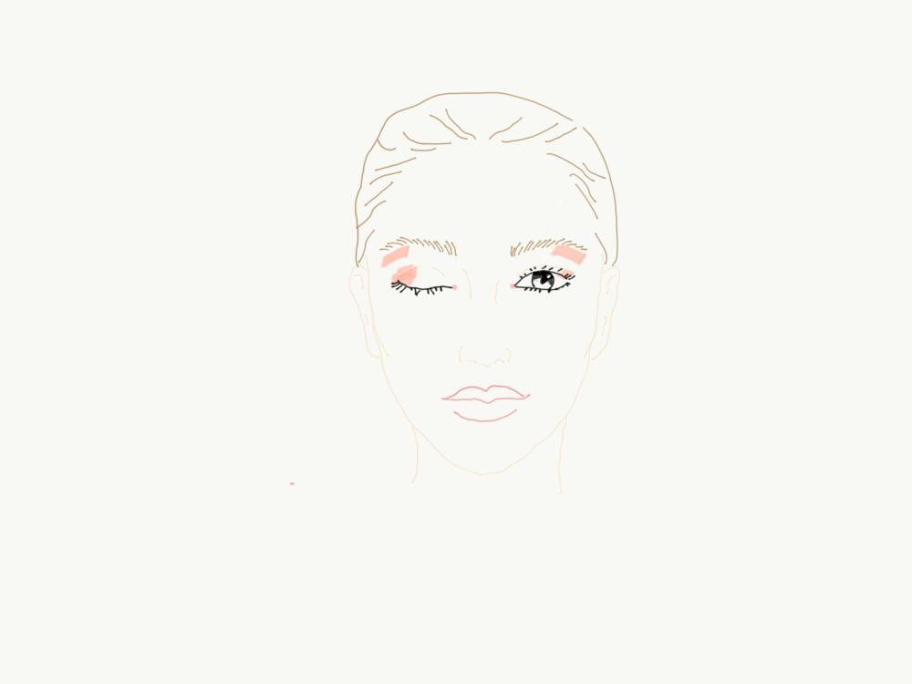 Eyeshadow Technique