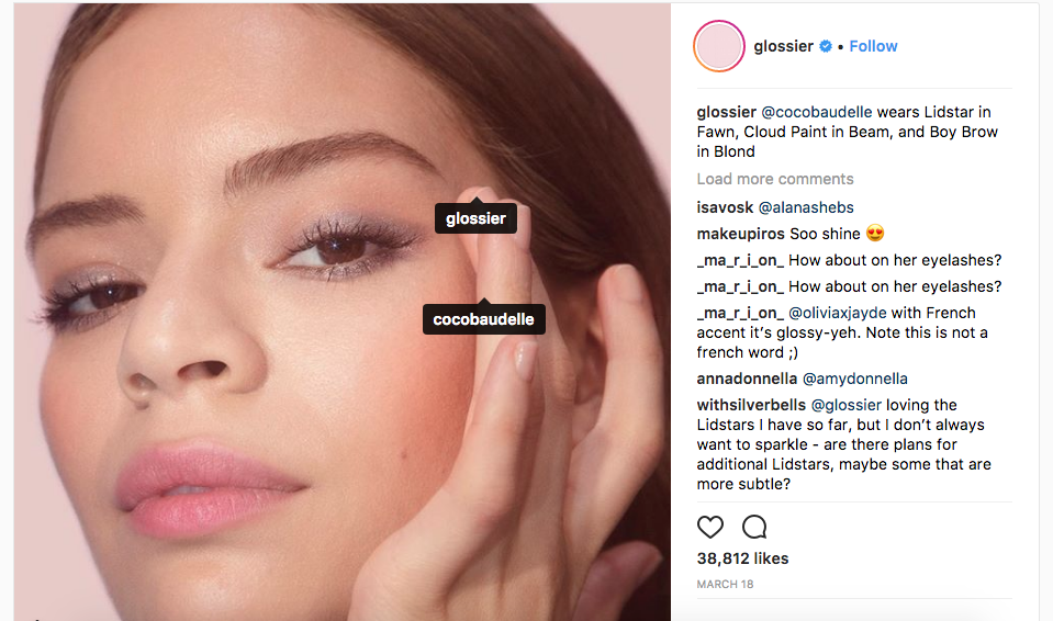 Glossier Lash Slick Mascara
