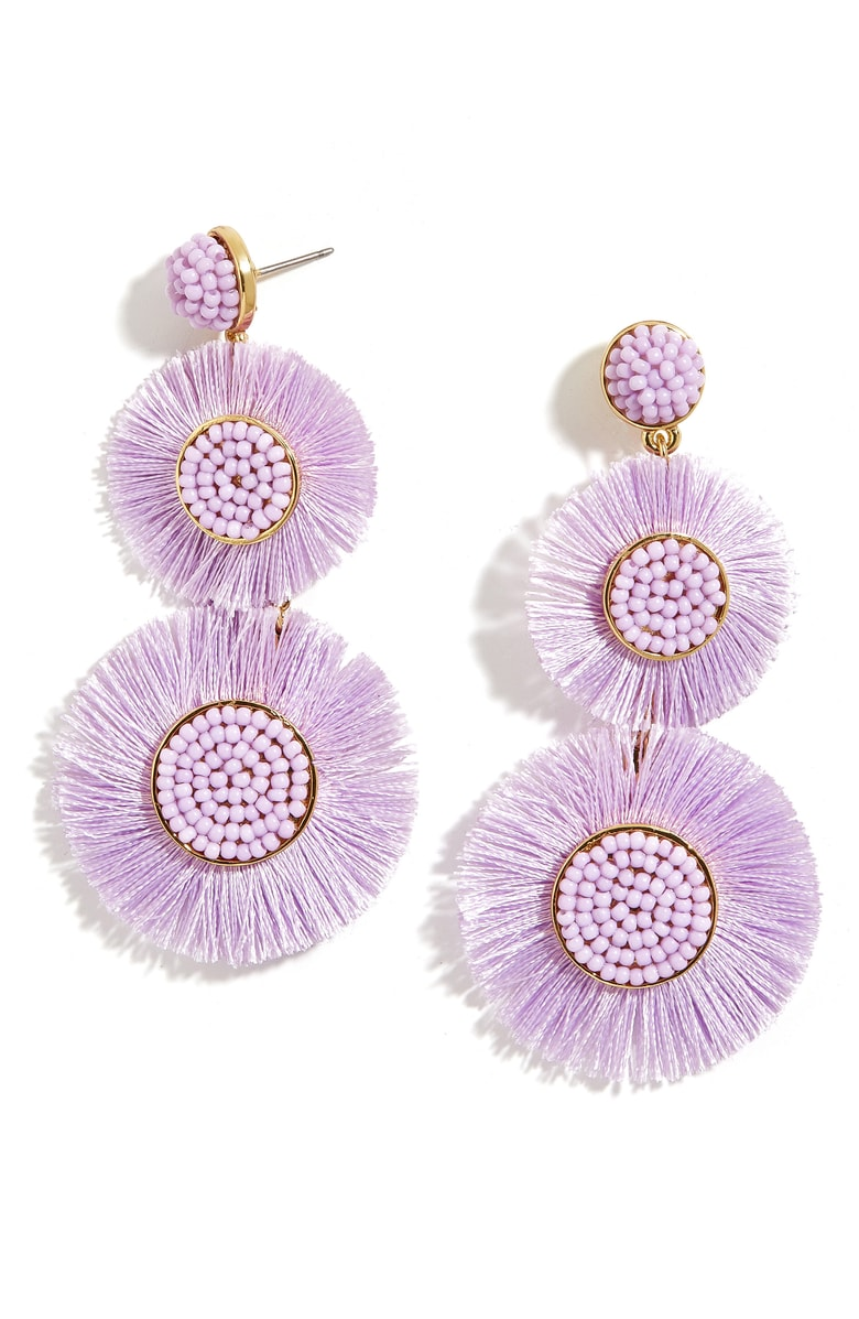 Mariette Fringe Earrings