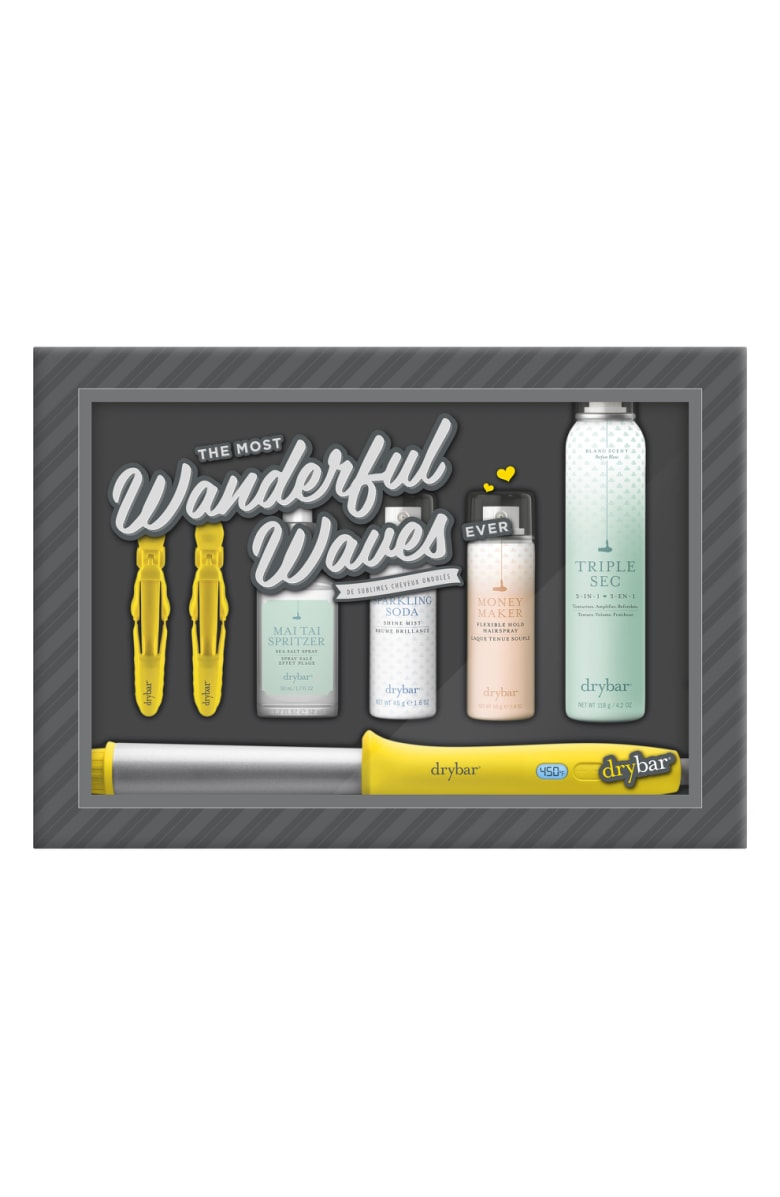 Drybar Curling Wand Set