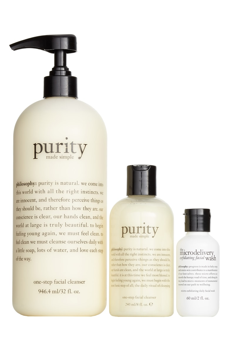 Purity Skincare Set