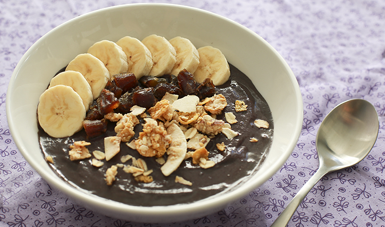 Trader Joe's acai bowl recipe