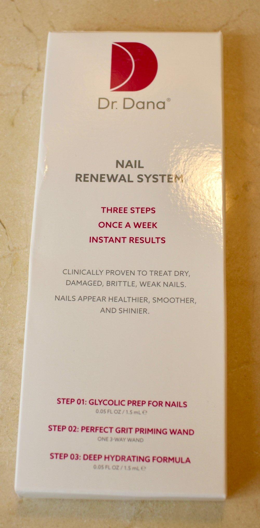 Dr. Dana Nail Renewal System