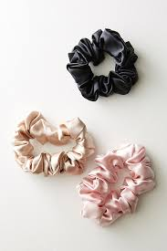 Slip Silk Hair Scrunchies