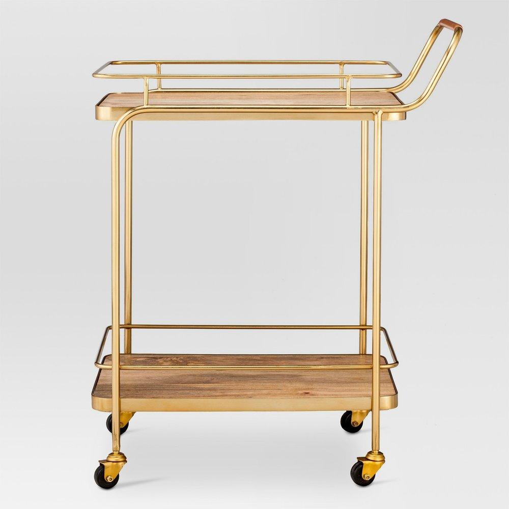 Target Bar Cart