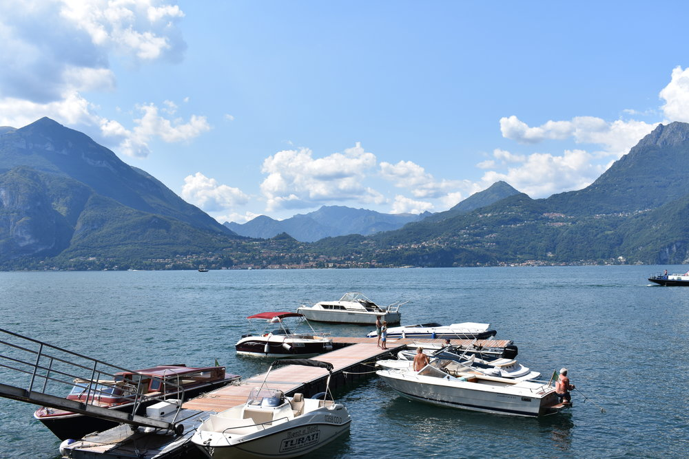 A Day On Lake Cuomo