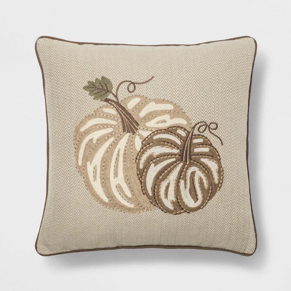 Target Fall Pillow