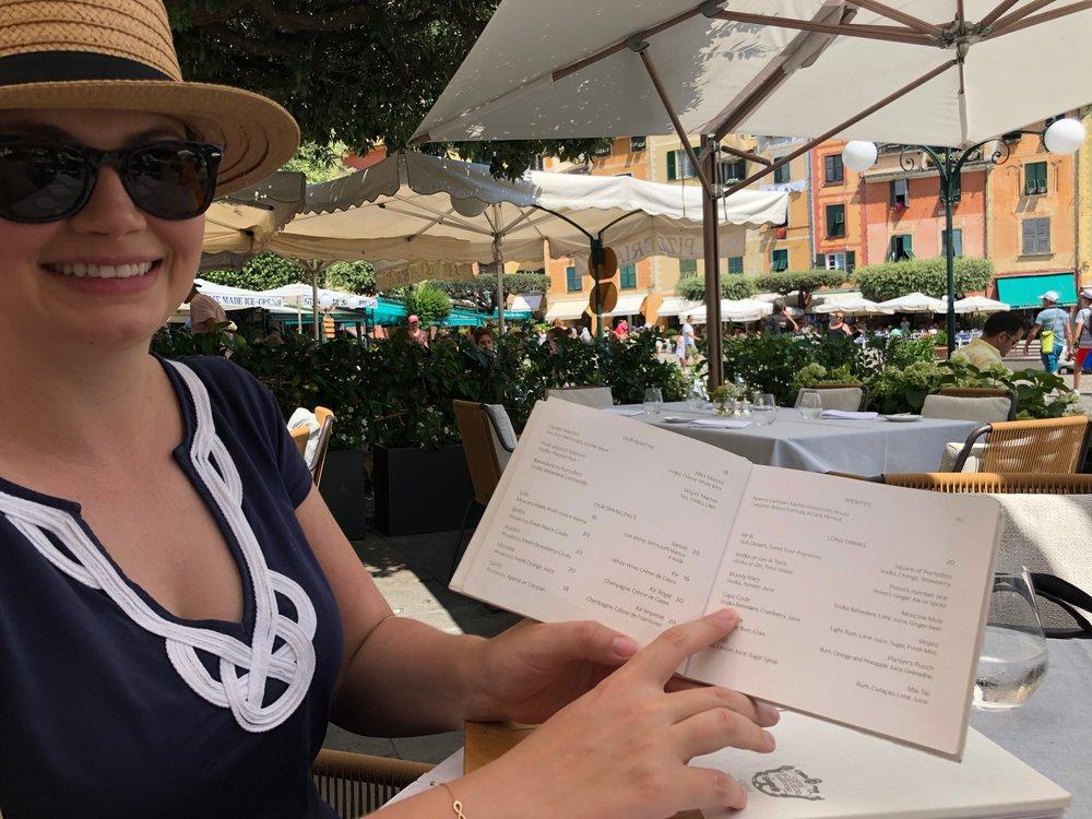 A Day In Portofino