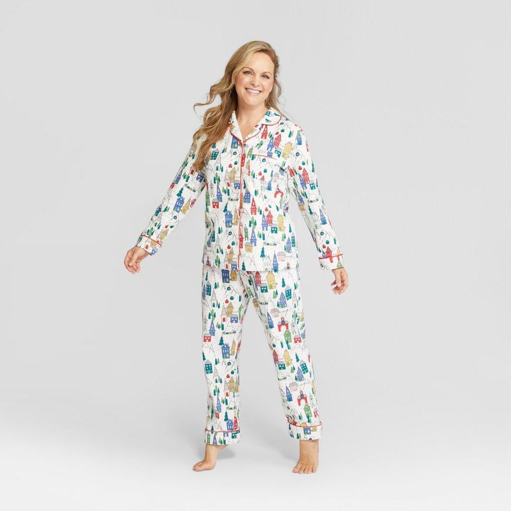 Target women's Christmas pajamas