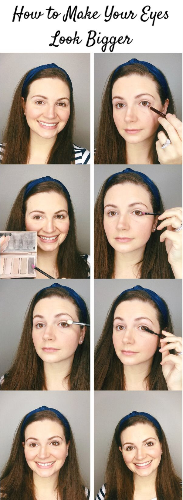 A Makeup Trick That Makes Your Eyes Look Bigger