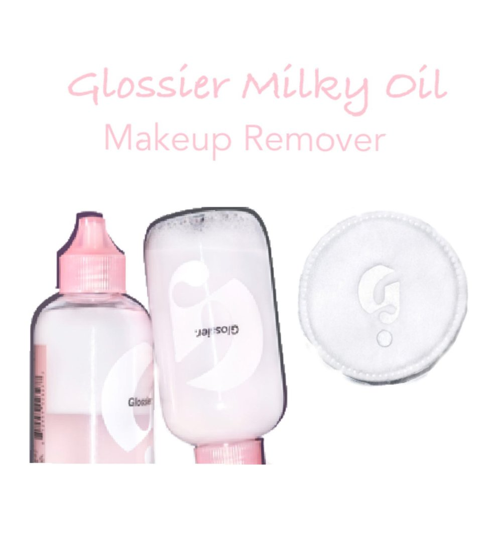 Glossier Milky Oil Makeup Remover