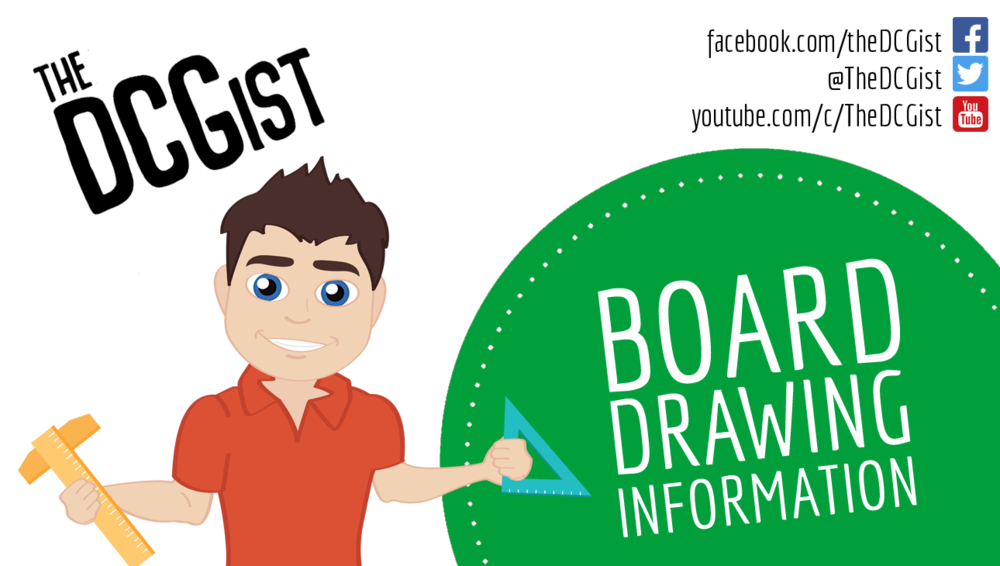 DCG Board Drawing - Here you'll find videos and documents aimed at helping you with your Board Drawing and ultimately helping you reach your potential in the drawing aspect of DCG.