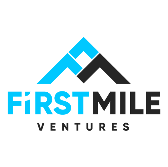 FirstMile Ventures  is a seed-stage venture capital firm. We commit early in a company's life and help them set the pace for future success.