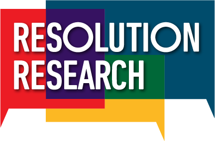 Resolution Research image logo