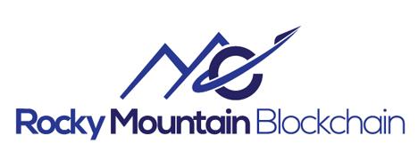 Rocky Mountain Blockchain Logo