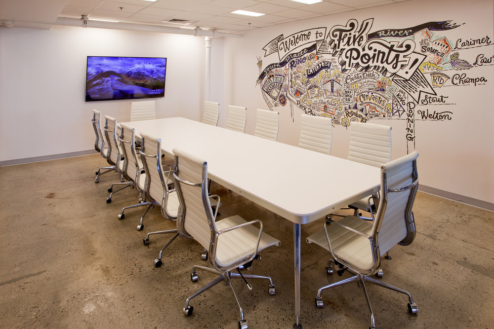 Enterprise Meeting Room