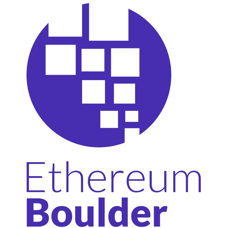 Ethereum Boulder