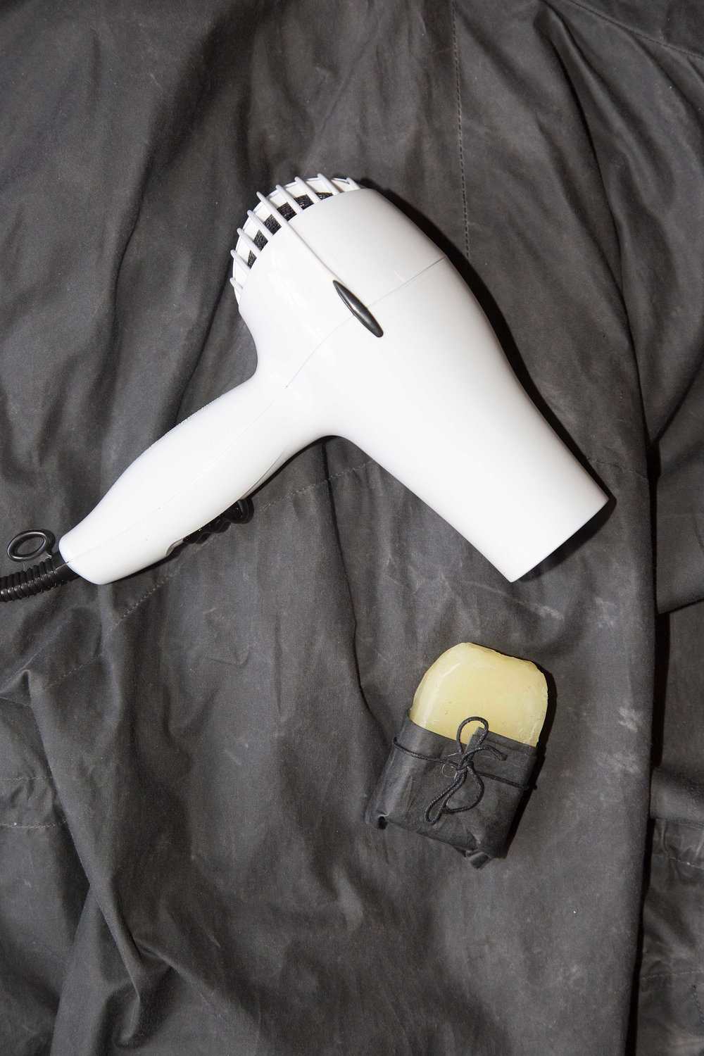 1.  Everything you need to reproof your trevor nathan raincoat!
