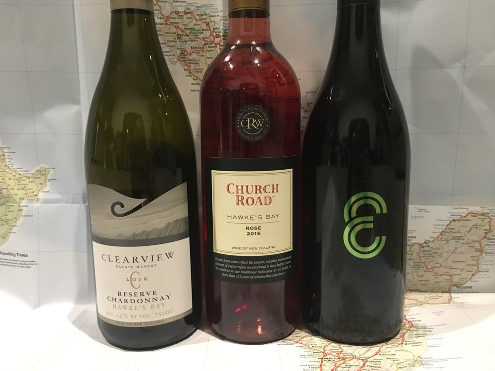 Hawkes Bay Wines