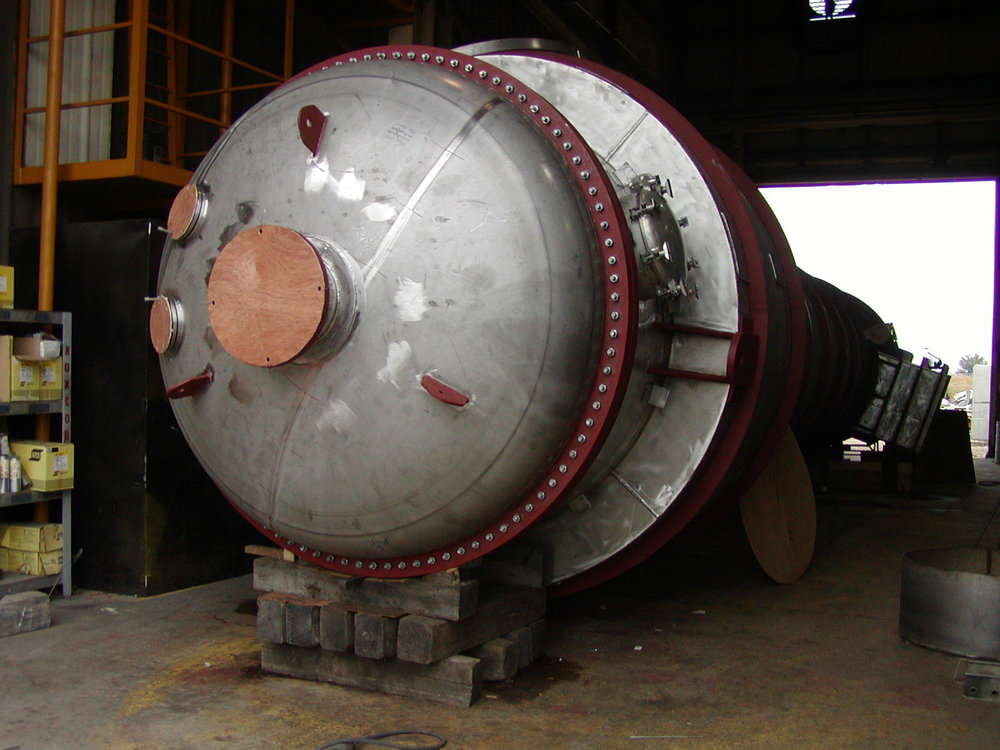 Evaporator for the Corn Processing Industry