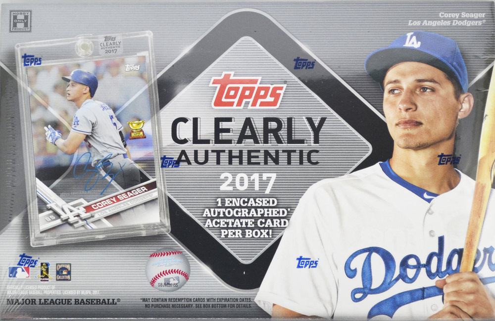 Boxes Top Sports Cards