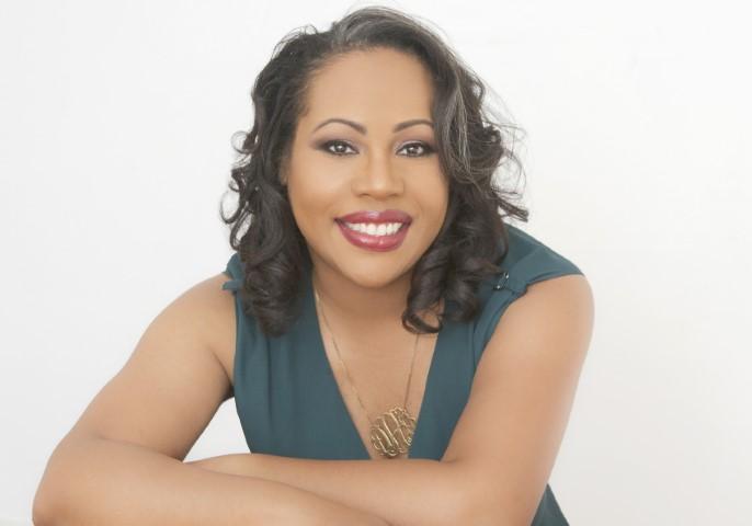 Daree Allen, voice actor, headshot