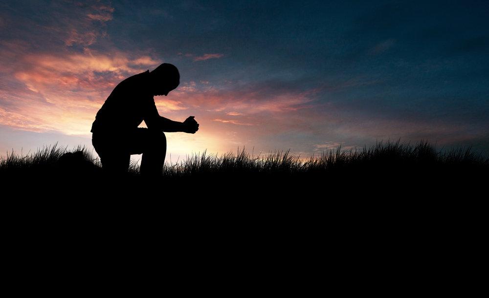 Men's prayer group -