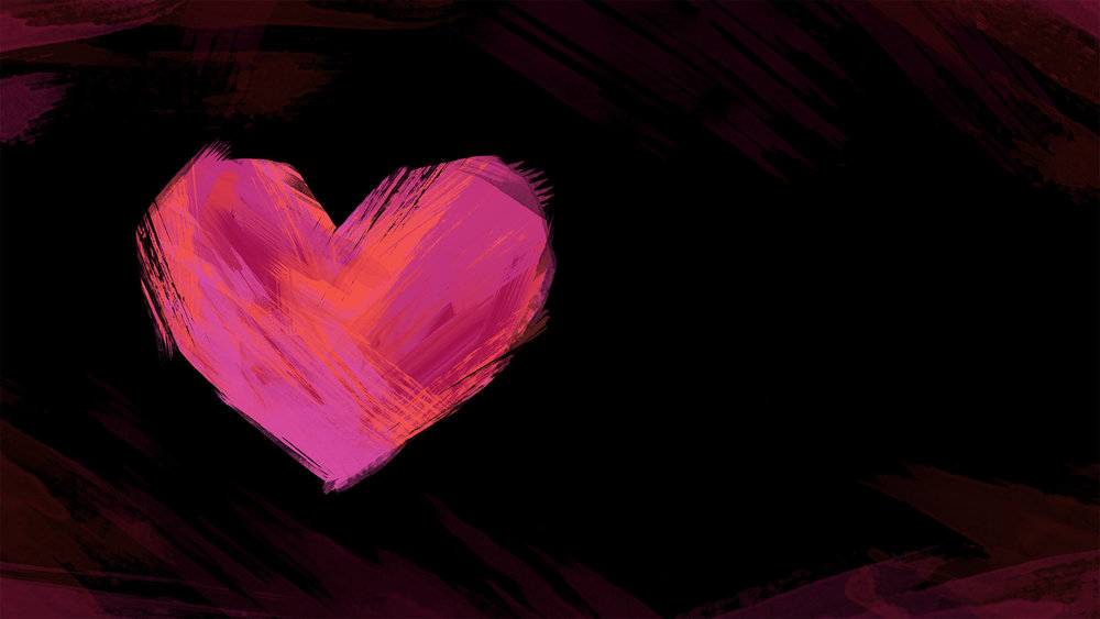love is an orientation -