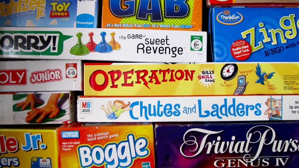 GAMES NIGHT - FIFTY PLUS Ministry