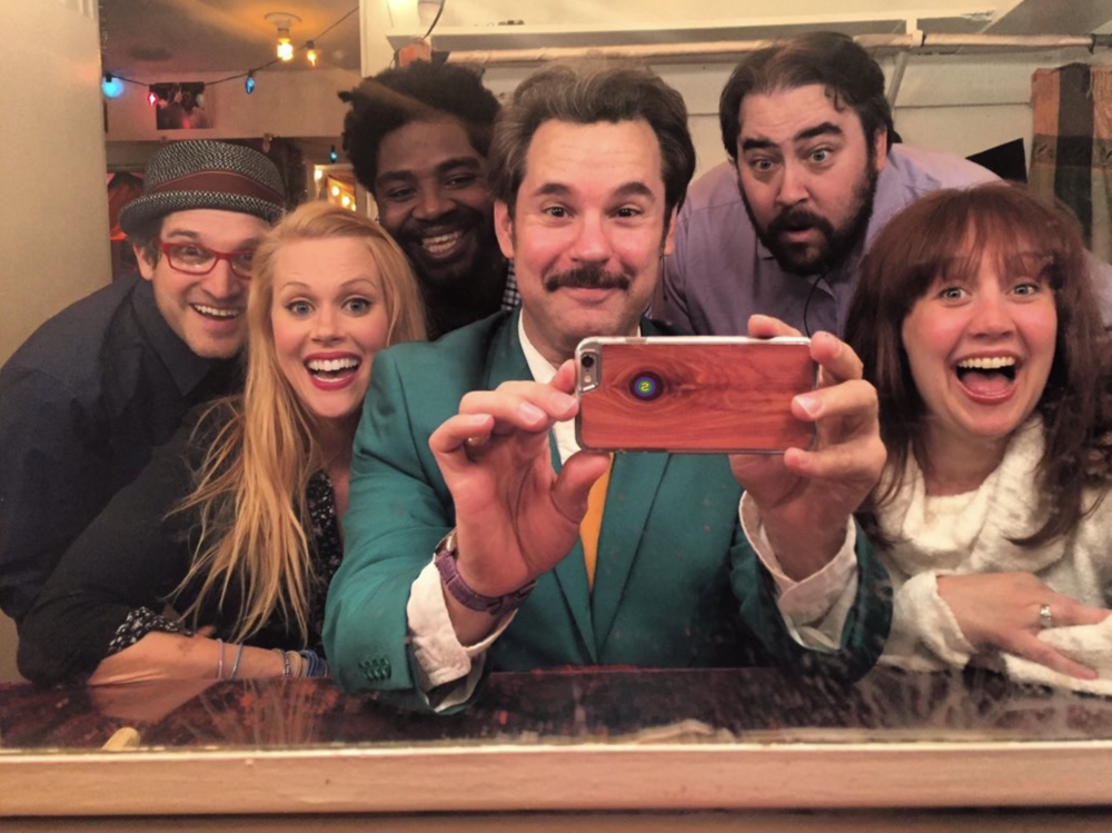 Spontaneanation with Paul F. Tompkins#59 Call Center Christmas Party: Live from Largo(May 9th, 2016) - Paul F. Tompkins welcomes you all, whether puny, shy or high, to a LIVE episode of Spontaneanation, recorded at the world-famous Largo at The Coronet! This week, Paul's special guest is comedian Ron Funches of Undateable Live on NBC! They chat about whether it's possible to fix a bad kisser, the wet dog look, and Ron's son being a dog racist. Paul is then joined by Hal Lublin, Annie Savage, and Little Janet Varney to improvise a story set at a Call Center Christmas Party. And as always, Eban (only the best) Schletter scores it all on piano!