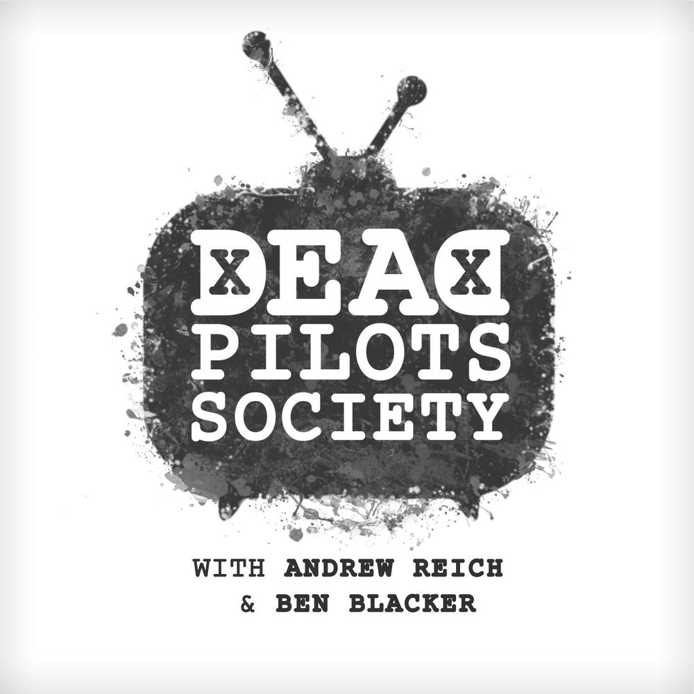 Dead Pilots SocietyEpisode 6 – Galaxy Fighters(February 8th, 2017) - In this episode of Dead Pilots Society, Andrew Reich interviews Victor Fresco (Santa Clarita Diet, Better Off Ted, Andy Richter Controls the Universe) regarding his dead pilot, Galaxy Fighters. You'll also listen to a never-before-heard live table read of Galaxy Fighters performed by some of today's funniest comedic actors.