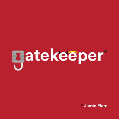 Gatekeeper with Jamie Flam#06 Janet Varney and Cole Stratton (SF Sketchfest)(March 24th, 2016) - Janet Varney (Burning Love, The Legend of Korra, The JV Club) and Cole Stratton (Pop My Culture Podcast, Rifftrax) talk with Jamie about starting SF Sketchfest, what they look for when booking the festival, and making your own opportunities. Plus: Homemade sound effects.