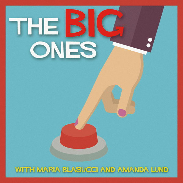 The Big Ones with Maria Blasucci & Amanda LundThis is Torture! / Janet Varney(February 15th, 2018) - Today we welcome the wonderfully hilarious Janet Varney to the show to discuss whether torture is acceptable in dire situations! What will we decide?! We also talk about crazy pets and in-law issues! Thanks for listening! Catch up with @janetvarney on twitter and check out her podcast!