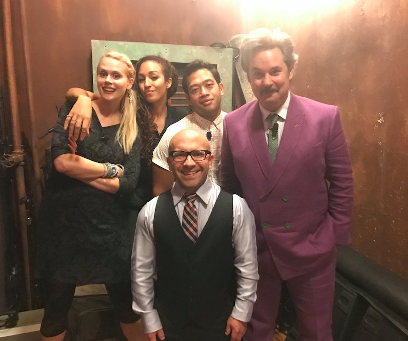 """Spontaneanation with Paul F. Tompkins –#186 Hot Spring At A Discount Resort In Iceland (October 15th, 2018) - Paul F. Tompkins welcomes all of Detroit to Spontaneanation! This time out, Paul's special guest is musician and actor Christophe Zajac-Denek of Twin Peaks! Christophe chats about putting chewed up pieces of paper into light sockets when he was 5 to 7 years old, his """"worst"""" first kiss, and playing drums in the band Mini Kiss at the AVN Awards. Then, they are joined by improvisers Eugene Cordero, Tawny Newsome, and Little Janet Varney, to improvise a story set at a Hot Spring At A Discount Resort In Iceland. And as always, Eban (only the best) Schletter scores it all on piano!"""