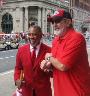 "Ozzie Smith still makes us ""go crazy"", and Bruce Sutter was a postseason legend, too."