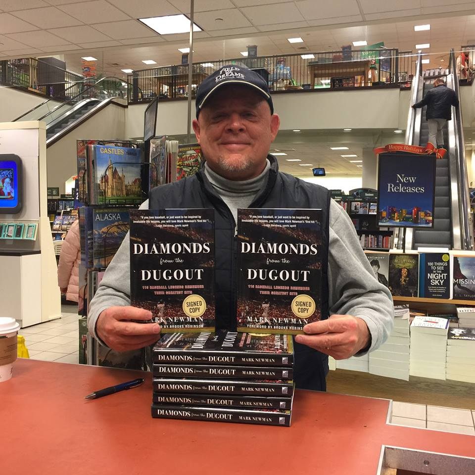 Barnes & nOBLE STATEN ISLAND BOOK SIGNING ON 12/18/17
