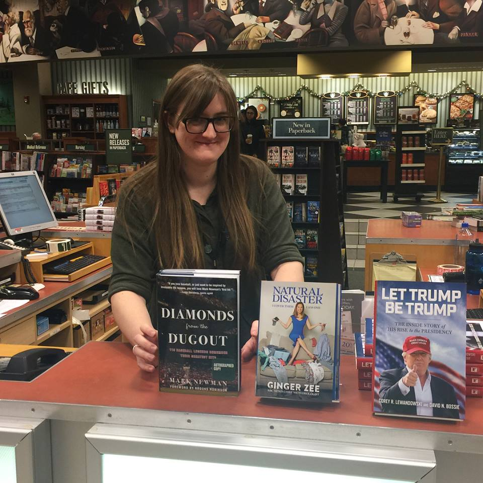 Hailey at BN Morris Plains