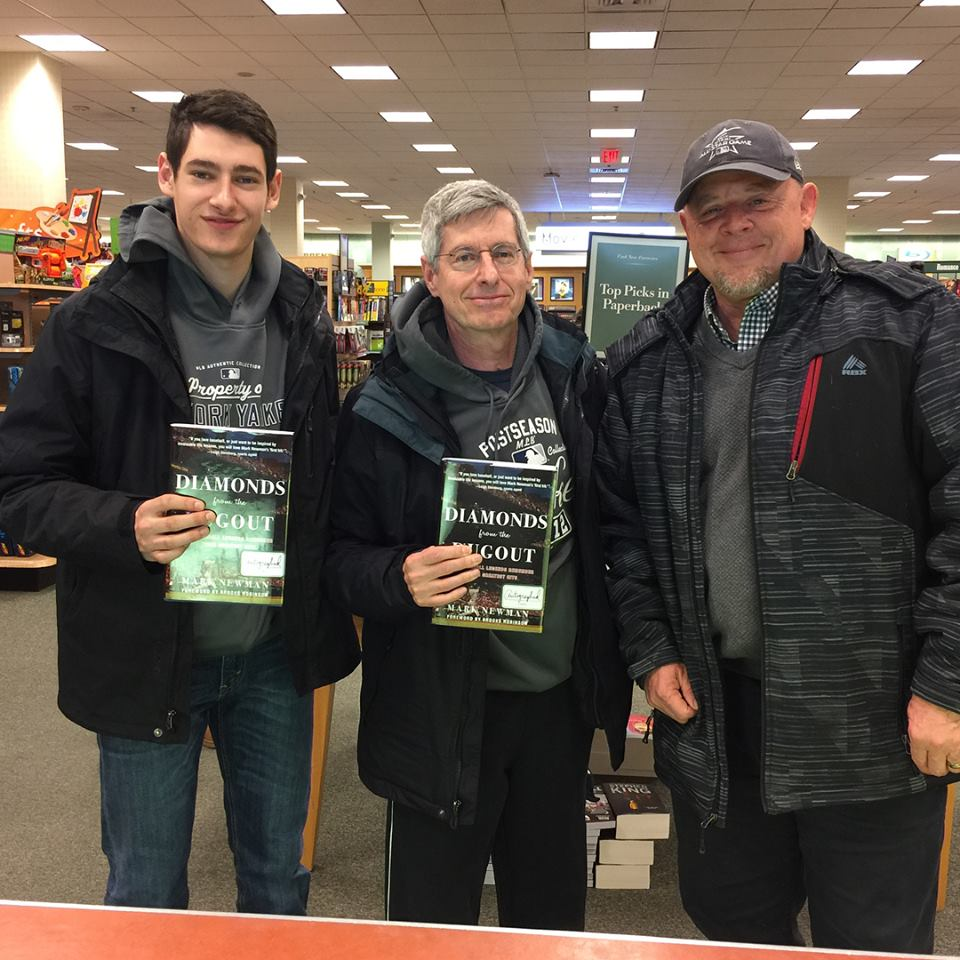 With Alex & Craig @ BN Livingston