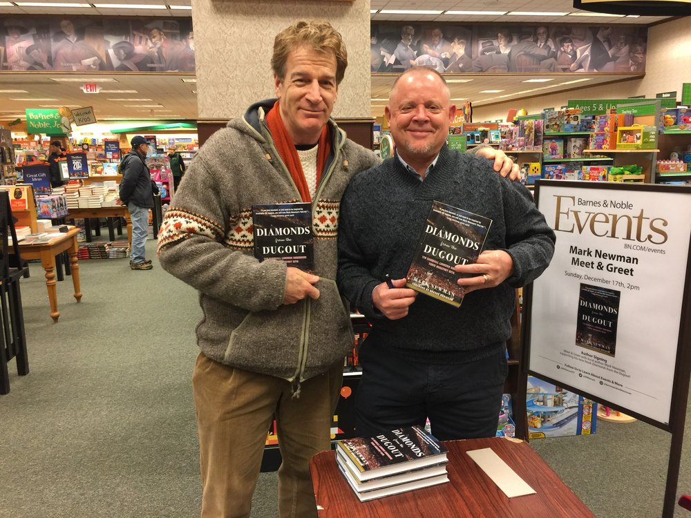 With Kevin Kilner @ BN Nanuet