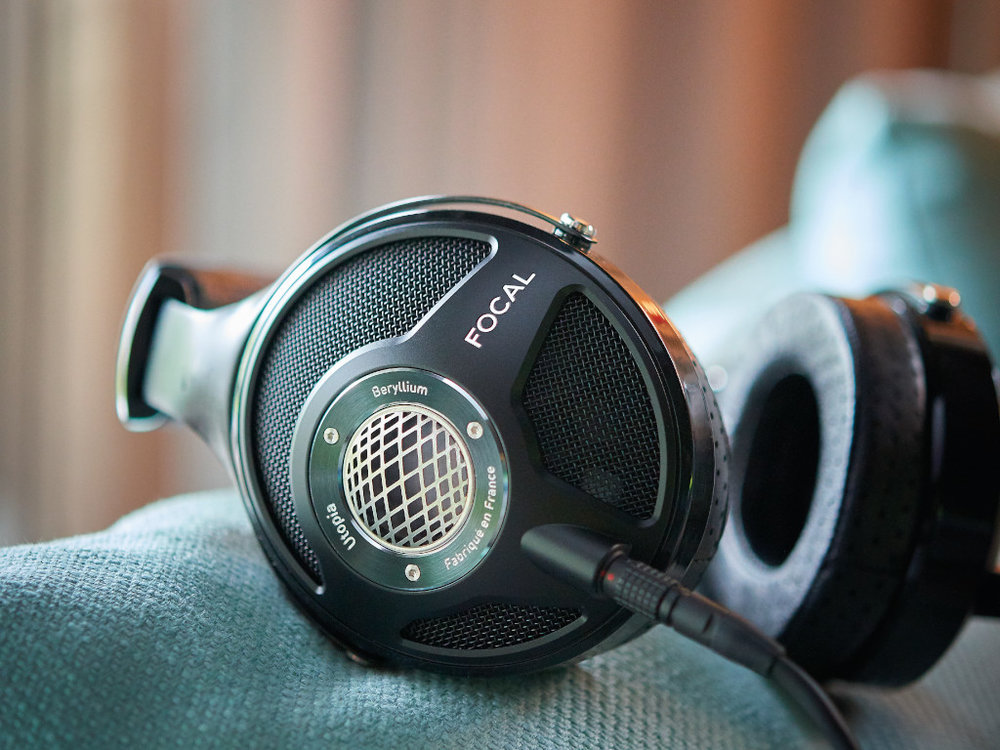 Focal Utopia Flagship Headphones