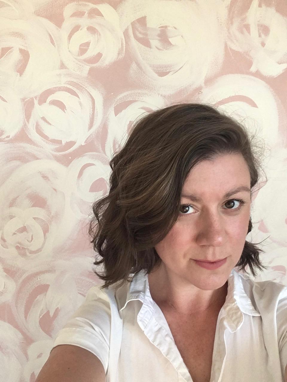 Studio Mural Selfie