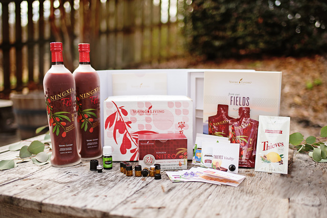 Young Living's Ningxia Starter Kit
