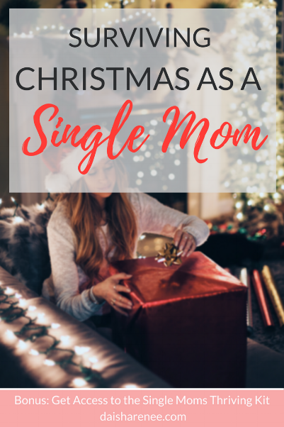 How to survive christmas as a happy single mom daisha renee how to survive christmas as a happy single mom ccuart Gallery
