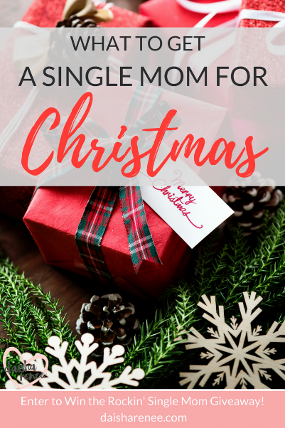 "Got a single mom friend or friends? Not sure what to get them for Christmas? Well honestly, we want what any mom wants. Anything that will make our lives easier, saves us a ton of time, smells good, and makes us feel good.  Trust me when I say she will be grateful no matter what you get her for the holidays. However, she will love you more if you get her just the right thing. Something that says ""Your hard work as a mother has not gone unnoticed. I see you girl""."