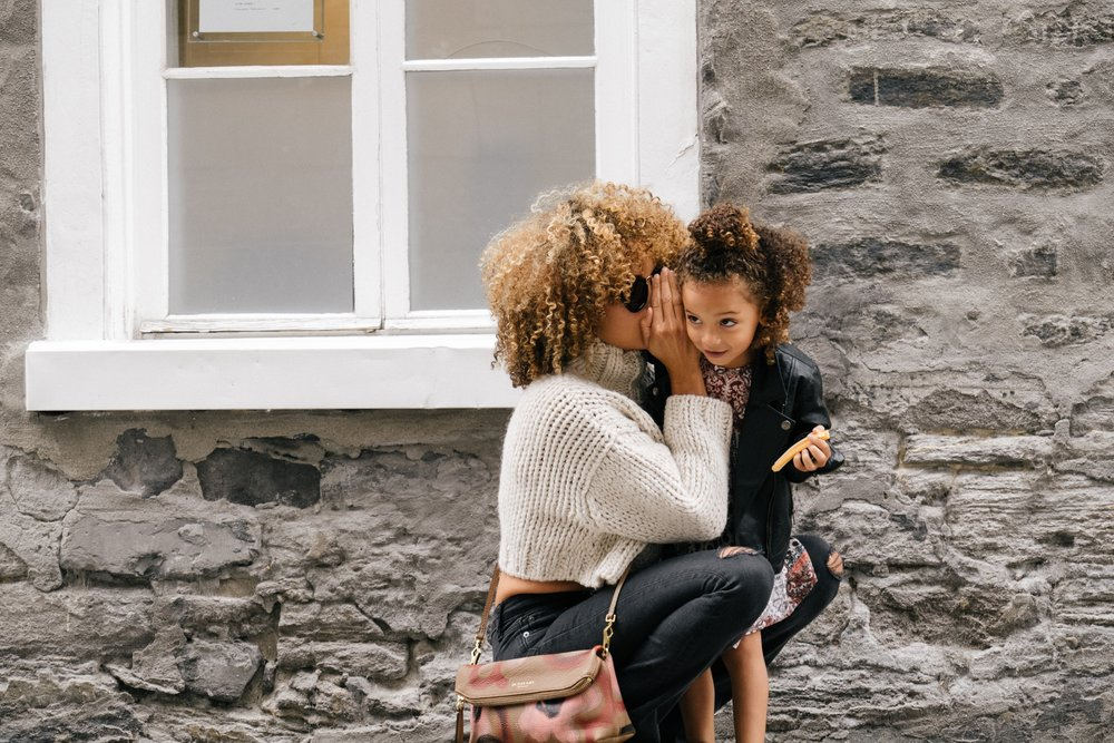 Parenting Solutions - Get advice in these blog post for talking to your children about their absent parent, encouraging relationships with non-custodial parents, and a lot of other parenting tips.