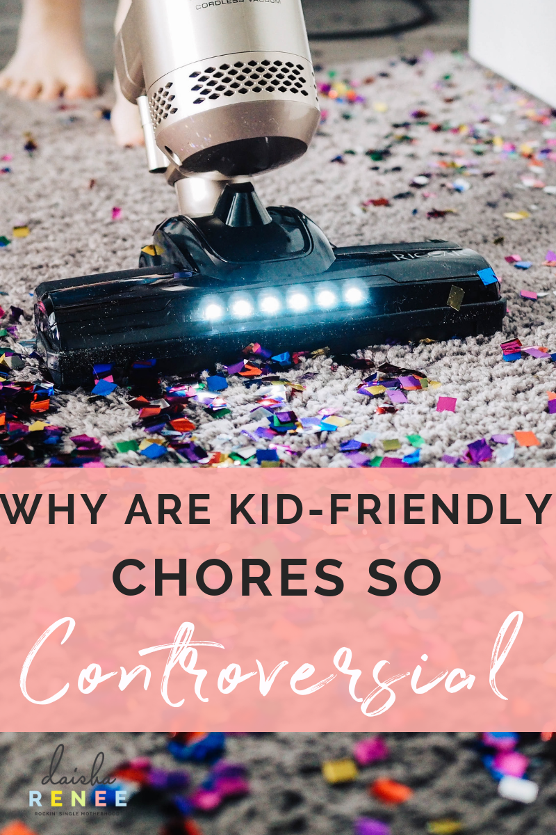 Have you heard about all the controversy behind parents assigning household chores to their children? I mean I get it. Everyone parents differently, however, I am having a hard time wrapping my head around why children having age-appropriate chores is a bad thing. The real question is, why aren't we expecting our children to do chores?