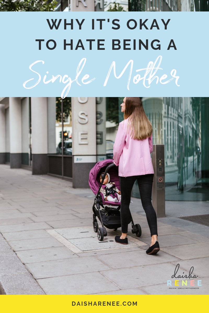 Being a single mom is hands down one of the hardest jobs you will ever have. Your whole existence revolves around the care of your children. For solo moms, it's ten times harder because they are doing it completely alone. No hand-offs or arguments about sharing holidays. Just alone.