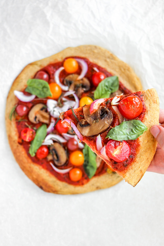 paleo plantain pizza shiraRD the food therapist