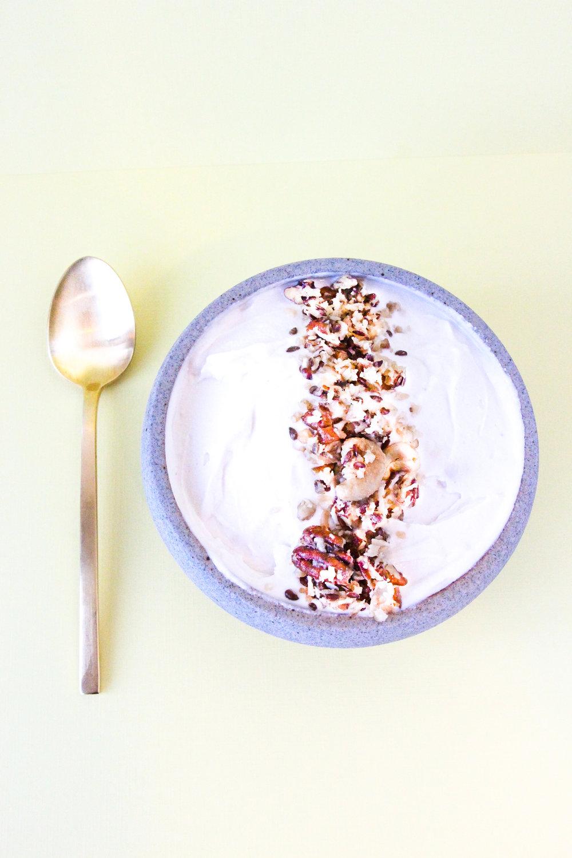 shiraRD shira lenchewski the food therapist paleo granola